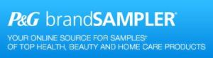 P&G brandSAMPLER® is LIVE again !